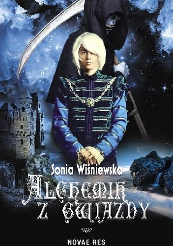 Okładka książki Alchemik z gwiazdy