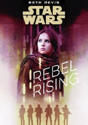 Okładka książki Rebel Rising