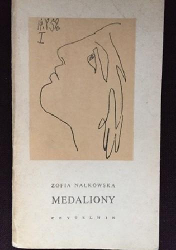 Okładka książki Medaliony