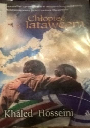 Okładka książki Chłopiec z latawcem