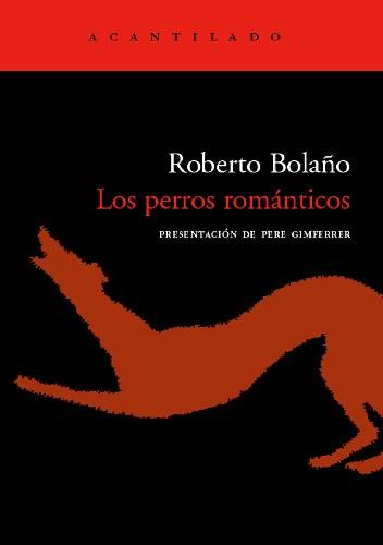 Okładka książki Los perros románticos