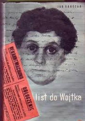 Okładka książki List do Wojtka
