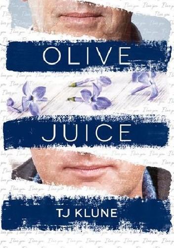 Okładka książki Olive Juice