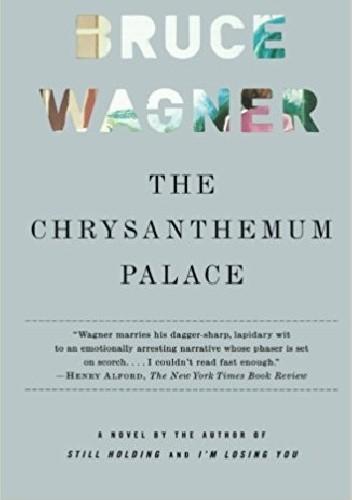 Okładka książki The Chrysanthemum Palace
