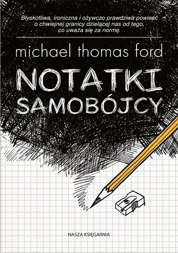 Okładka książki Notatki samobójcy