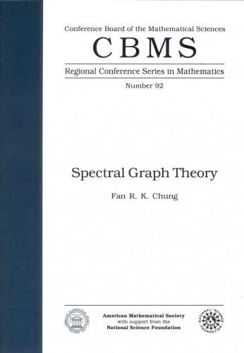 Okładka książki Spectral Graph Theory