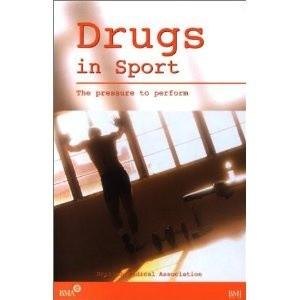 Okładka książki Drugs in Sport. The Pressure to Perform.