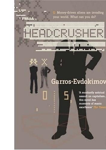 Okładka książki Headcrusher
