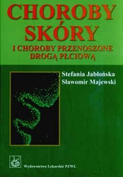 Okładka książki Choroby skóry i choroby przenoszone drogą płciową