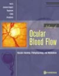 Okładka książki Atlas of Ocular Blood Flow