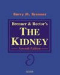 Okładka książki Brenner && Rector's the Kidney 2 vols 7e