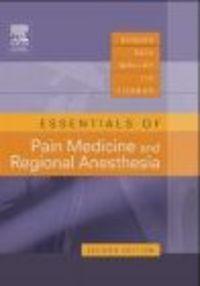 Okładka książki Essentials of Pain Medicine && Regional Anesthesia