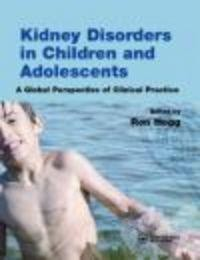 Okładka książki Kidney Disease in Children && Adolescents