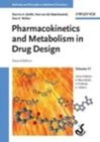 Okładka książki Pharmacokinetics && Metabolism in Drug Design