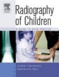 Okładka książki Radiography of Children