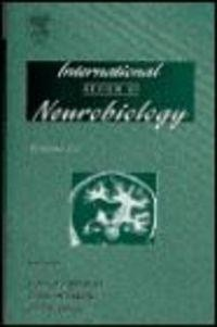 Okładka książki International Review of Neurobiology v61