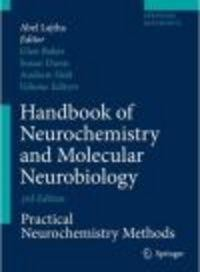 Okładka książki Handbook of Neurochemistry and Molecular Neurobiology