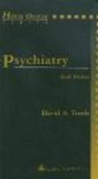 Okładka książki Psychiatry