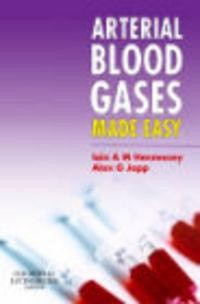 Okładka książki Arterial Blood Gases Made Easy