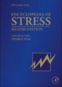 Okładka książki Encyclopedia of Stress 4 vols 2e