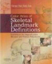 Okładka książki Color Atlas of Skeletal Landmark Definitions