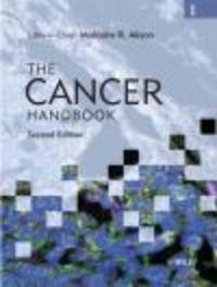 Okładka książki Cancer Handbook 2v 2e