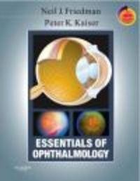 Okładka książki Essentials of Ophthalmology