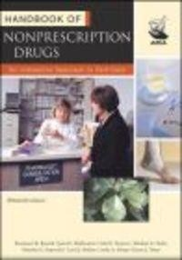 Okładka książki Handbook of Nonprescription Drugs