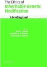 Okładka książki Ethics of Inheritable Genetic Modification
