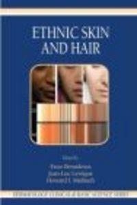 Okładka książki Ethnic Skin && Hair