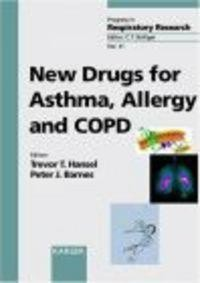 Okładka książki New Drugs for Asthma Allergy && COPD vol.31