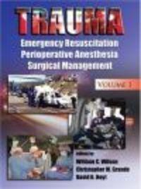 Okładka książki Trauma v 1