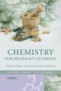 Okładka książki Chemistry for Pharmacy Students