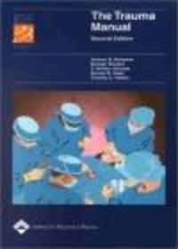 Okładka książki Trauma Manual 2e