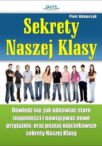 Okładka książki Sekrety naszej klasy - e-book