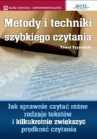 Metody i techniki szybkiego czytania - e-book