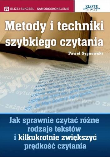 Okładka książki Metody i techniki szybkiego czytania - e-book