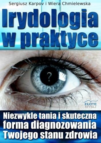 Okładka książki Irydologia w praktyce - e-book