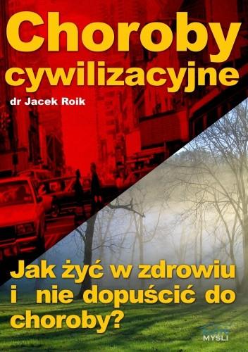 Okładka książki Choroby cywilizacyjne - e-book