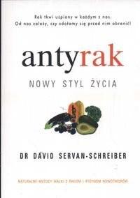 Okładka książki Antyrak. Nowy styl życia