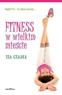 Okładka książki Fitness w wielkim mieście