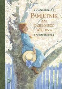 Okładka książki Pamiętnik Ani z Zielonego Wzgórza