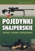 Okładka książki Pojedynki snajperskie