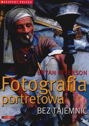 Okładka książki Fotografia portretowa bez tajemnic