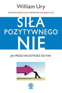 """Okładka książki Siła Pozytywnego """"Nie"""""""