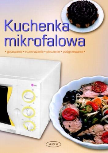 Okładka książki Kuchenka mikrofalowa