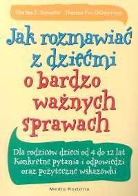 Okładka książki Jak rozmawiać z dziećmi o bardzo ważnych sprawach
