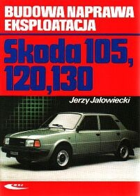 Okładka książki Skoda 105,120,130