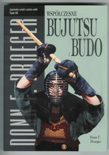 Okładka książki Współczesne bujutsu i budo