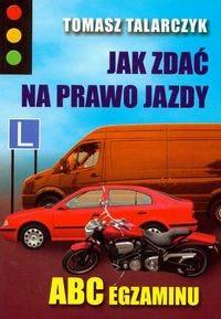 Okładka książki Jak zdać na prawo jazdy